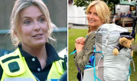 'He's with you now' Penny Lancaster speaks on special moment with PC Andrew Harper's widow