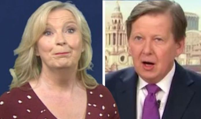 Carol Kirkwood on advice from Bill Turnbull that made her 'feel sick' - 'Just didn't work'