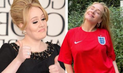 Adele pens sweet message to England team after Euro 2020 loss: 'Brought us all together'