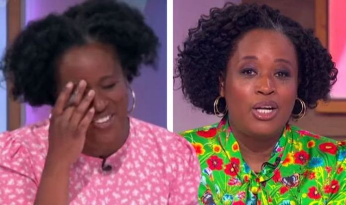 Loose Women's Charlene White warns travellers after brother was held in immigration cell