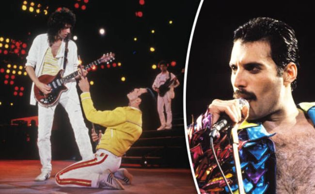 Queen In 3 D Freddie Mercury Lives Again In May