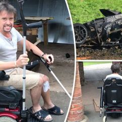 Death By Electric Chair Video Office Quikr Chennai Richard Hammond Back In Driving Seat Thanks To Souped Up Wheelchair After Cheating ...