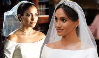 Meghan Markle wedding dress: Did Jennifer Lopez wear it ...