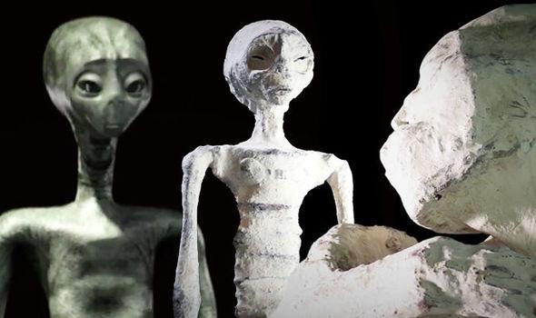 nazca tomb mummified aliens