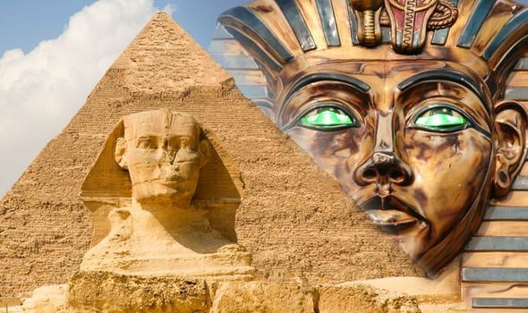 ancient egypt shock great