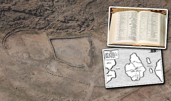 Atlantis Found Lost City Found In Israel Bible Proves