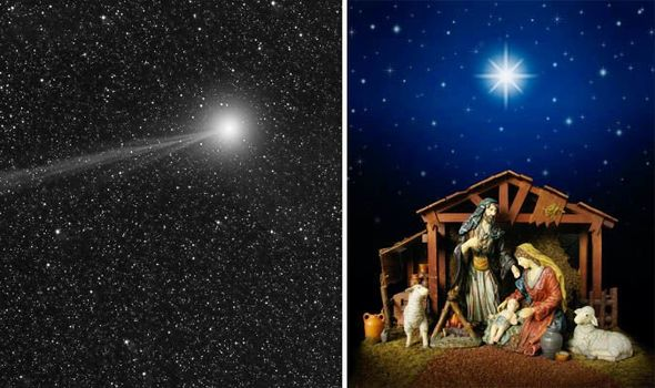 christmas eve asteroid is