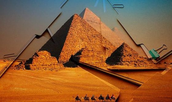 Egypt SHOCK: Top secret KGB files reveal truth inside Great Pyramid