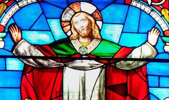 Jesus Church Christ Head