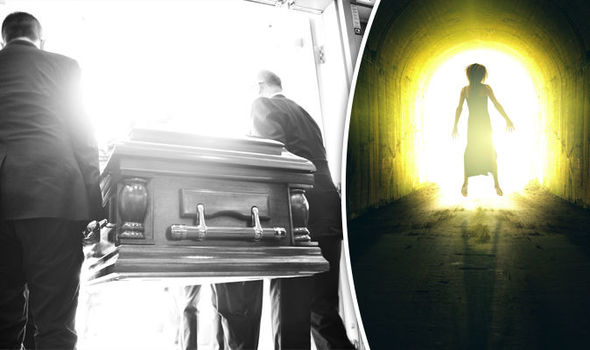 Life after death: Woman drawn to light wasn't afraid what ...