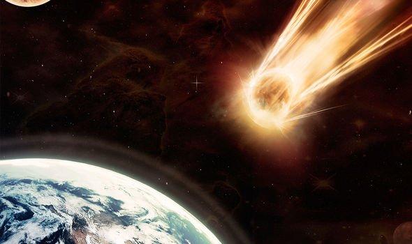NASA space Apophis asteroid