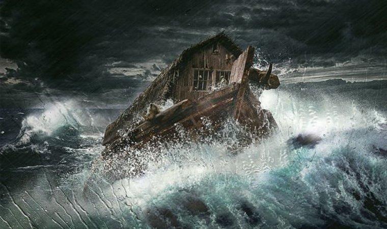 Se dice que Noé salvó a dos de cada animal del diluvio.