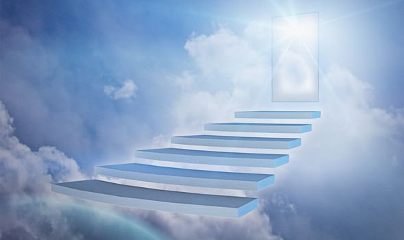 proof of heaven man