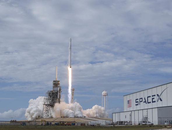 SpaceX Falcon 9 rocket launch  NIBIRU SHOCK CLAIM: SpaceX to launch Planet X probe TOMORROW | Weird | News nibiru news spacex launch falcon 9 zuma planet x research probe elon musk 1129170