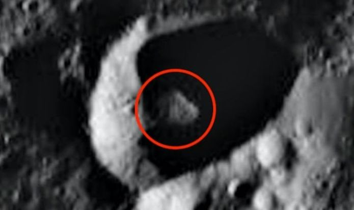 UFO spotted on dwarf planet Ceres in NASA photos - conspiracy theorist claim