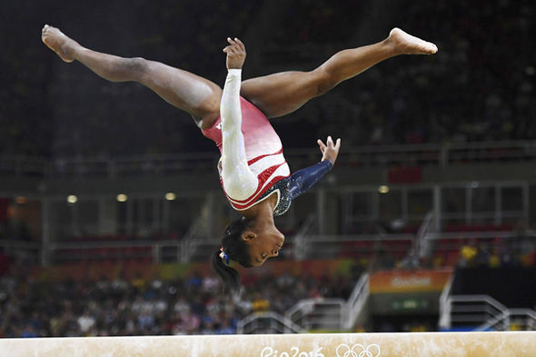 Who is Simone Biles The worlds greatest gymnast wins third GOLD  Olympics 2016  Sport