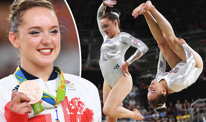 Rio Olympics Army Tinkler wins Team GBs sixth gymnastics