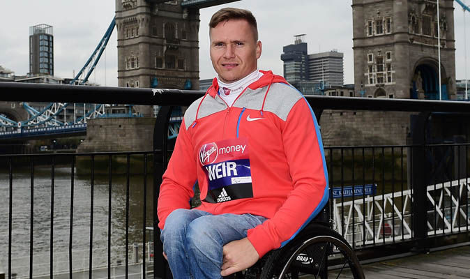 wheelchair olympics power lift chair medicare david weir could miss birth of his fourth child while competing at rio | 2016 sport ...