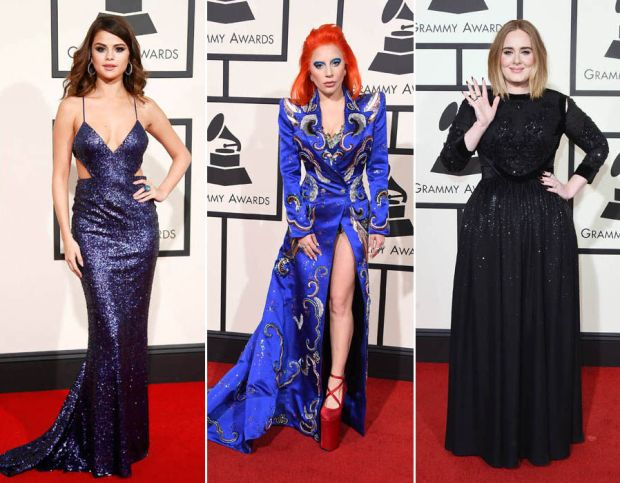 Best and worst dressed Grammys 2016