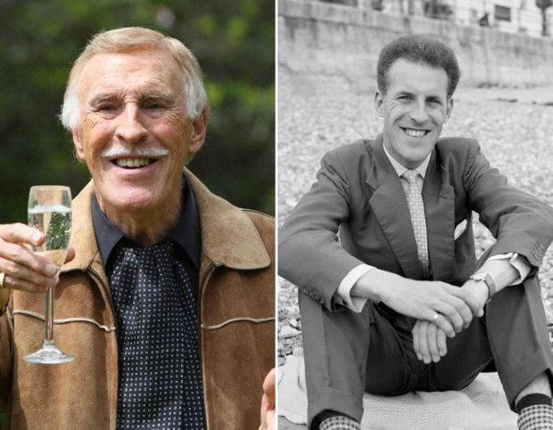 Bruce Forsyth in pictures