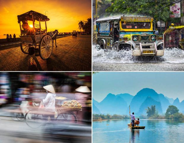 Amazing images of Asia