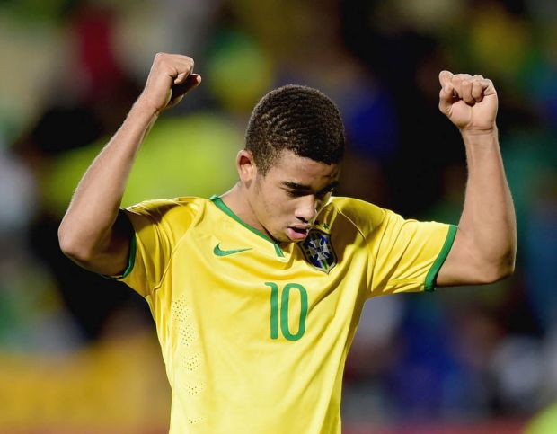 Facts about Gabriel Jesus