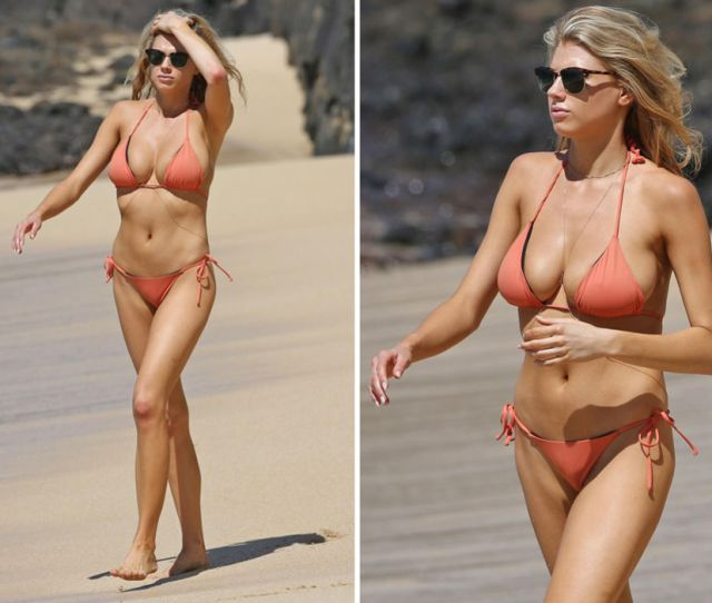 Charlotte Mckinney Will Be Starring In The Upcoming Movie Baywatch