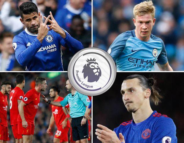 Liverpool Man United Chelsea Man City