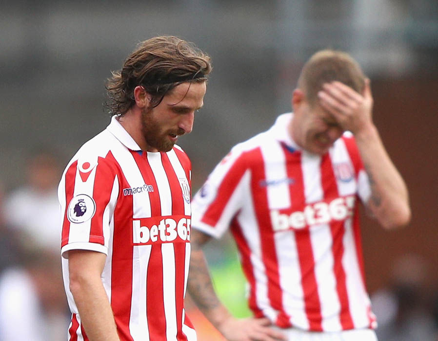 Stoke City - Premier League Betting: Which team made the most profit for punters in 2016? - Sport Galleries - Pics - Express.co.uk - 웹