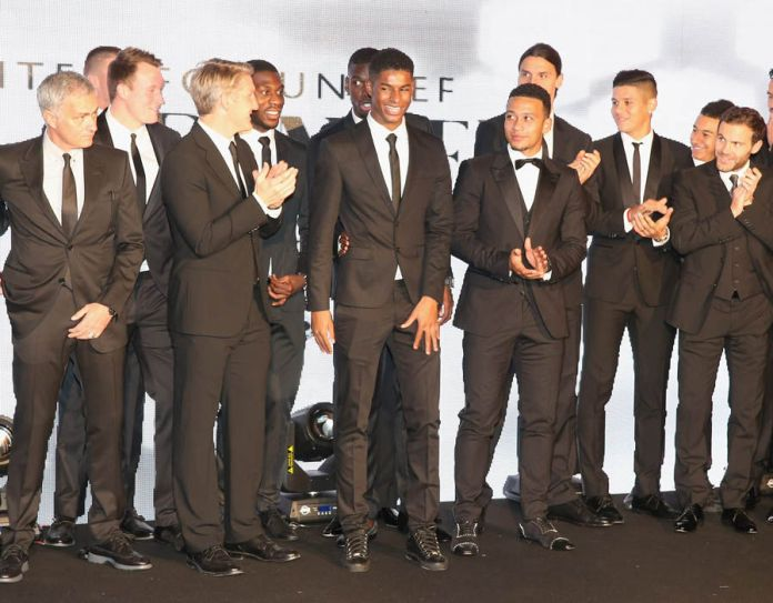 The event raised £215,000 for the charity, with the majority of the first-team squad including birthday boy Marcus Rashford attending