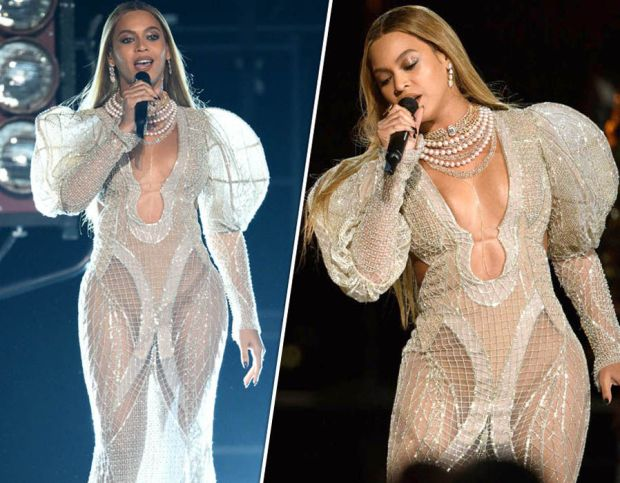 Beyonce made a surprise appearance at the Country Music Awards in Nashville