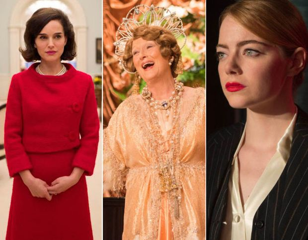 Oscar nominations for Best Actress