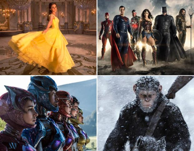 Unmissable new films for 2017