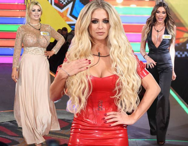 The hottest Celebrity Big Brother moments