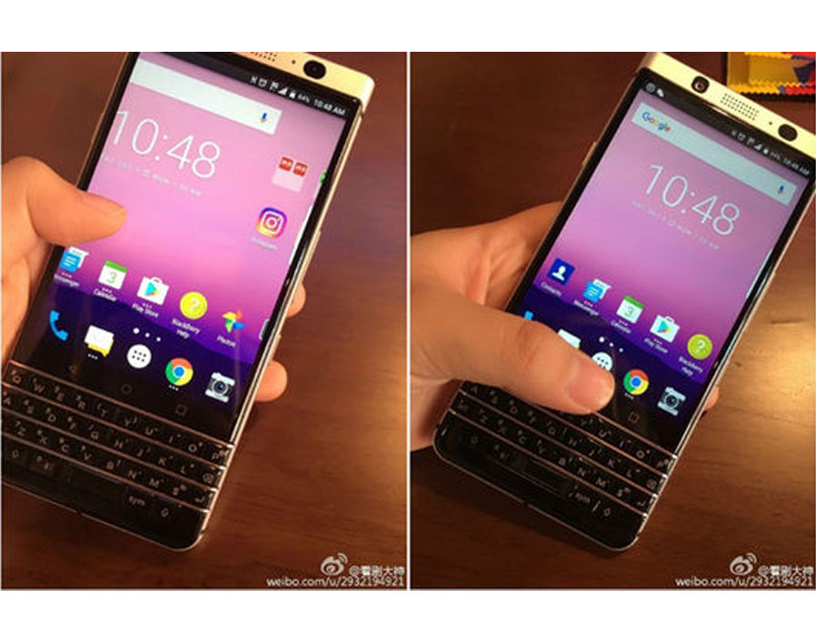 BlackBerry is gearing up to launch its latest smartphone - here's everything we know so far about the new BlackBerry Mercury