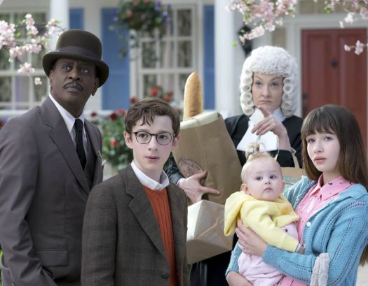 Image result for a series of unfortunate events tv show