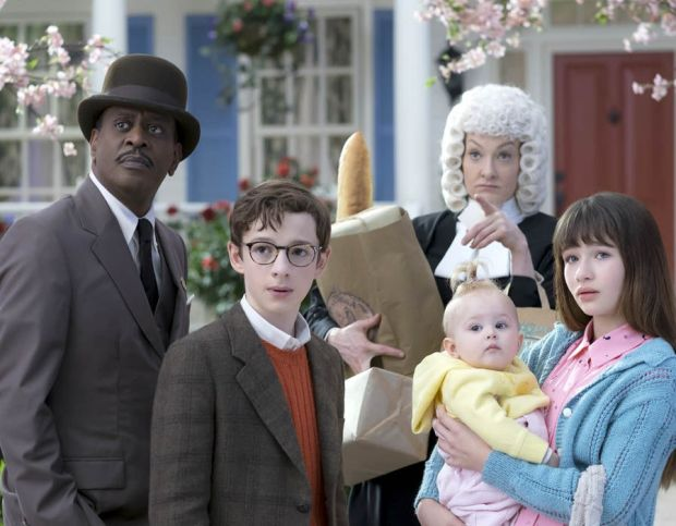 A Series Of Unfortunate Events: The 2004 film verses the new Netflix series