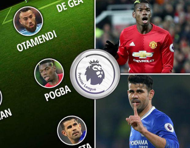 Most valuable Premier League XI