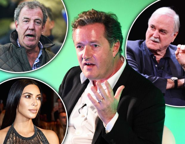 Piers Morgan's most outrageous quotes