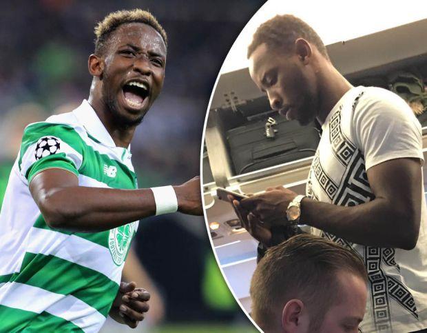 Moussa-Dembele-Chelsea-Celtic-plane-transfer