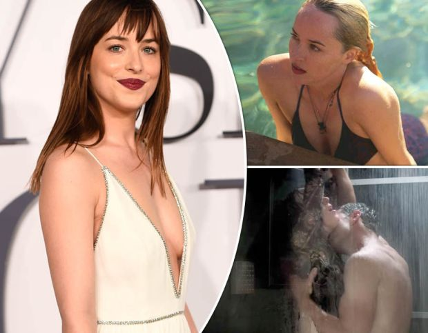 Dakota Johnson in pictures