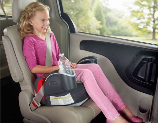 Backless booster seats will only be approved to children who are taller than 125cam and weigh more than 3st 6.5lbs.