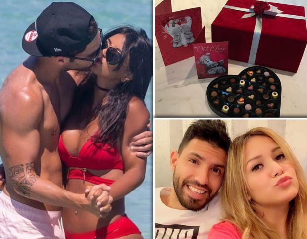 Valentines-Day-Premier-League-stars-social-media