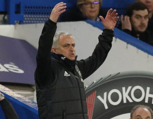 Jose Mourinho Man United Chelsea