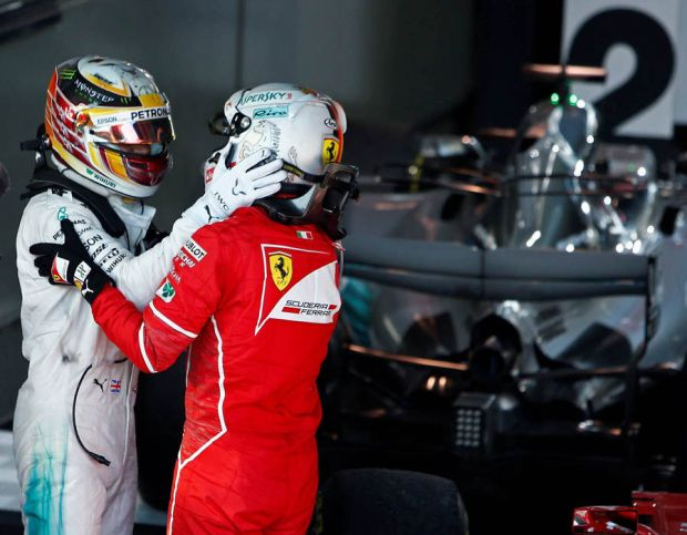 F1 Australian Grand Prix results