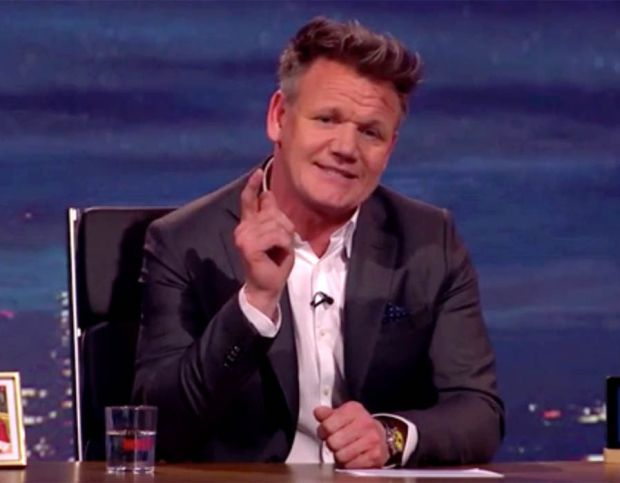 The Nightly Show with Gordon Ramsay