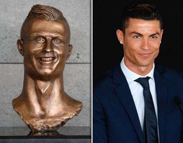 Cristiano-Ronaldo-statue-airport-rename