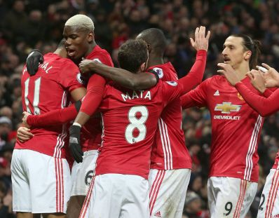 1. Manchester United –139