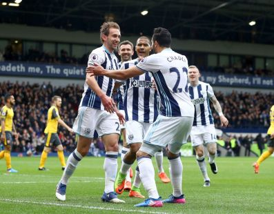 5. West Brom – 97