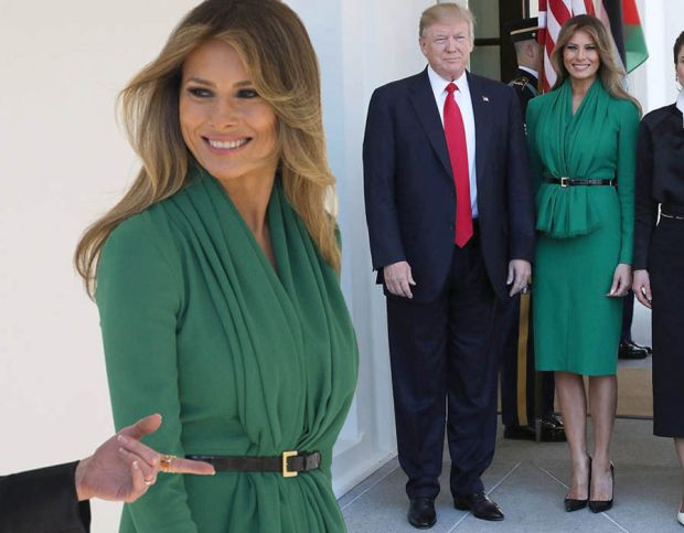 Melania Trump in pictures